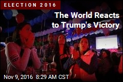 The World Reacts to Trump's Victory