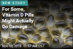 You Might Not Need Those Vitamin D Pills