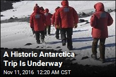 John Kerry Makes Historic Antarctica Trip