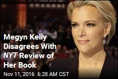 Megyn Kelly Clarifies 2 Points From NYT Review of Her Book