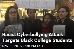 Black College Freshmen Targeted by Racist Messages