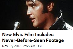 New Elvis Film Includes Never-Before-Seen Footage