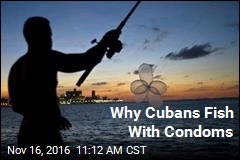 Why Cubans Fish With Condoms