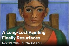 Early Painting by Frida Kahlo Discovered in California Home