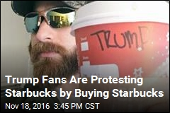 Trump Supporters Protest Starbucks With #TrumpCup