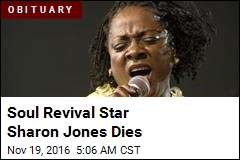 Soul Revival Star Sharon Jones Dies
