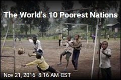 The World's 10 Poorest Nations