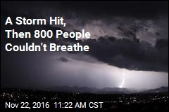 A Storm Hit, Then 800 People Couldn't Breathe
