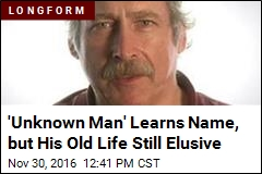 He Was a Rarity in Modern Age: a Man With No Identity