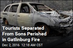 Death Toll in Tenn. Wildfires Rises to 11