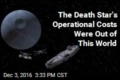 Here's How Much It Would Cost to Operate the Death Star