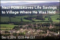 Ex-German POW Gives Legacy to Scottish Village