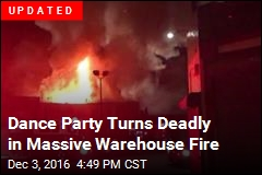 9 Dead, Many Missing in Warehouse Dance Party Fire