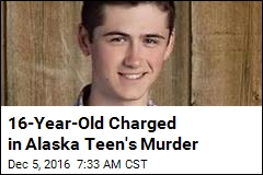 16-Year-Old Charged in Alaska Teen's Murder