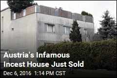 Austria's Infamous Incest House Just Sold