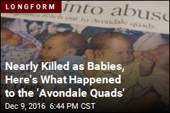 They Were Nearly Killed as Babies. How the 'Avondale Quads' Are, 18 Years Later