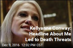 Kellyanne Conway: Pro-Clinton 'Rhetoric' Causing Death Threats