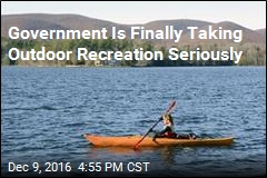 Government Is Finally Taking Outdoor Recreation Seriously