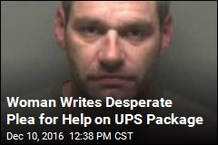 UPS Driver Helps Rescue Abused Woman: Cops