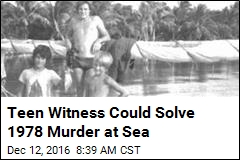 Teen Witness Could Solve 1978 Murder at Sea