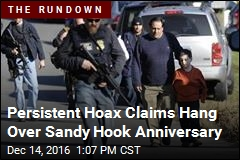 Persistent Hoax Claims Hang Over Sandy Hook Anniversary