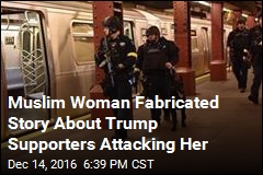 Muslim Woman Fabricated Story About Trump Supporters Attacking Her