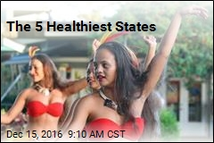 The 5 Healthiest States
