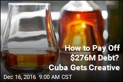 Cuba's Plan to Pay Off $276M Czech Debt: Lots of Rum