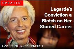 Lagarde's Conviction a Blotch on Her Storied Career
