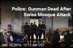 Police: Gunman Dead After Swiss Mosque Attack