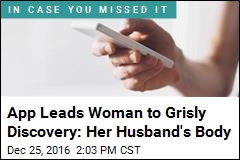 Woman Uses App to Find Missing Husband