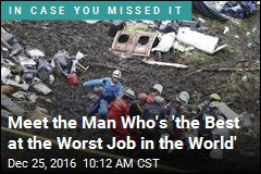 Meet the Man Who's 'The Best at the Worst Job in the World'