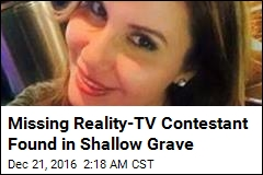 Missing Reality TV Contestant Found in Shallow Grave