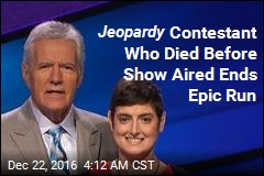 Contest Who Died Before Air Finishes Epic Jeopardy Run