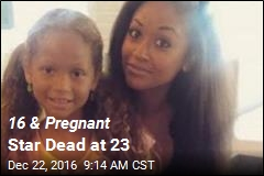16 & Pregnant Star Dead at 23
