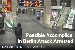 Possible Accomplice in Berlin Attack Arrested