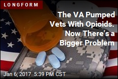 Vets Addicted to Drugs, a VA That Can't Help
