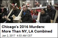 2016 Was One of Chicago's Bloodiest Years