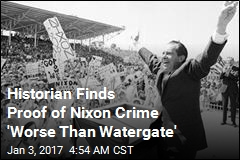 Historian Finds Proof Nixon Tried to Sabotage Vietnam Talks