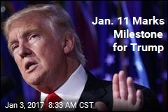 Trump Sets Date for First Press Conference