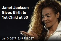 Janet Jackson Gives Birth to 1st Child at 50