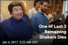 1 of Last 3 Remaining Shakers Dies