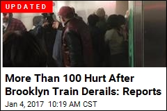 Brooklyn Commuter Train Derails, Injuries Minor: Reports