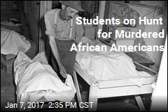 Students on Hunt for Murdered African Americans
