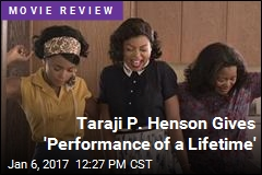 Taraji P. Henson Gives 'Performance of a Lifetime'