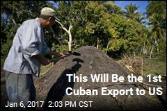 Artisanal Charcoal to Become 1st Cuban Export to US
