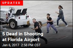 At Least 1 Dead in Shooting at Florida Airport: Report