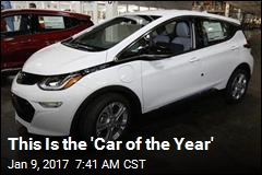 This Is the 'Car of the Year'