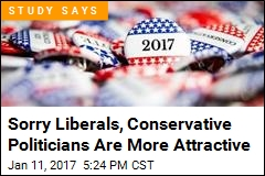 Sorry Liberals, Conservative Politicians Are More Attractive