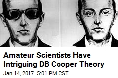 Amateur Scientists Have Intriguing DB Cooper Theory
